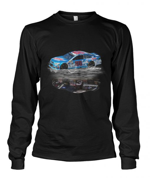 Dale Earnhardt Jr. 88 Reflection Sr 3 Nascar Long sleeve