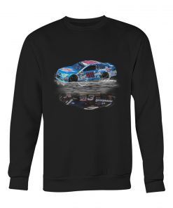 Dale Earnhardt Jr. 88 Reflection Sr 3 Nascar Sweat shirt