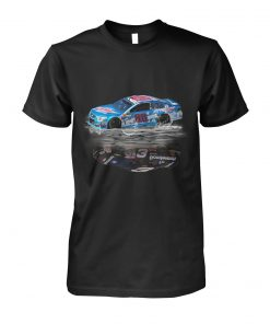 Dale Earnhardt Jr. 88 Reflection Sr 3 Nascar T-shirt