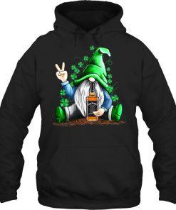 Gnomie hug Jack Daniel's St Patrick's Day hoodie