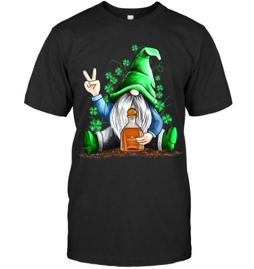 Gnomie hug Patrón St Patrick's Day shirt