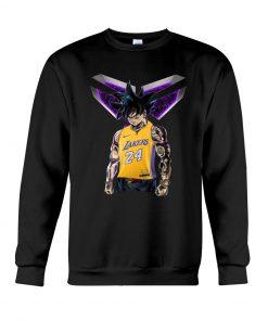 Kobe Bryant - Songoku 24 Lakers sweatshirt