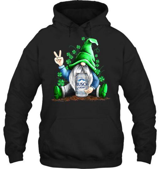 Leprechaun Hug Busch Light Saint Patrick's Day hoodie