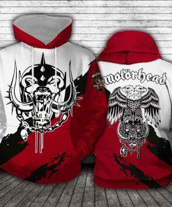 Motorhead Logo All over print hoodie