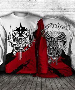 Motorhead Logo All over print long sleeve