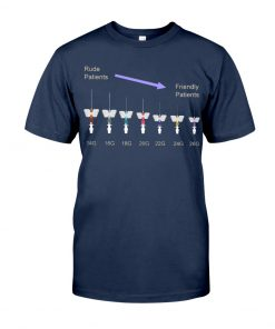 Phlebotomist Rude patients Friendly patients shirt