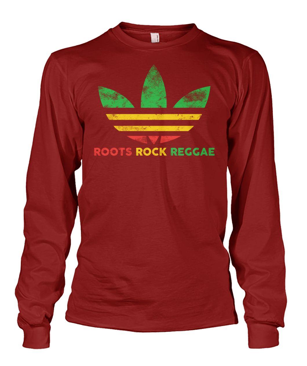 Roots Rock Reggae Adidas vintage long sleeve