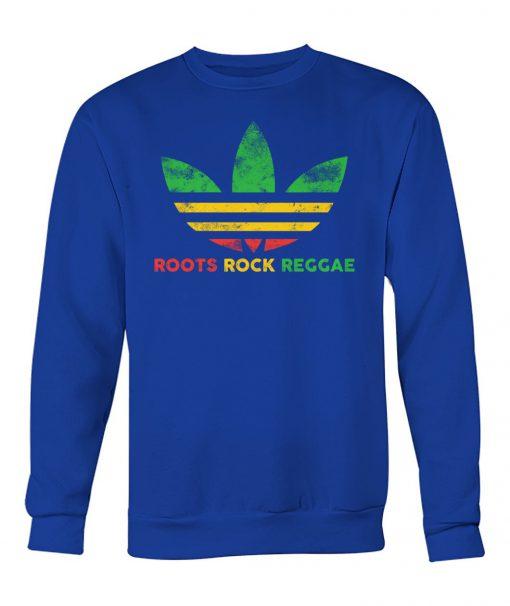 Roots Rock Reggae Adidas vintage sweatshirt