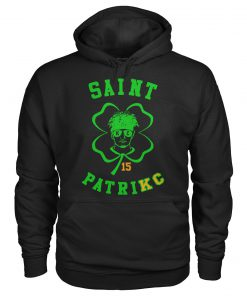 Saint Patrick Mahomes Kansas City Chiefs hoodie