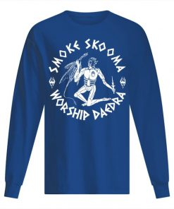 Smoke Skooma Worship Daedra Long Sleeve