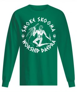 Smoke Skooma Worship Daedra Sweatshirt