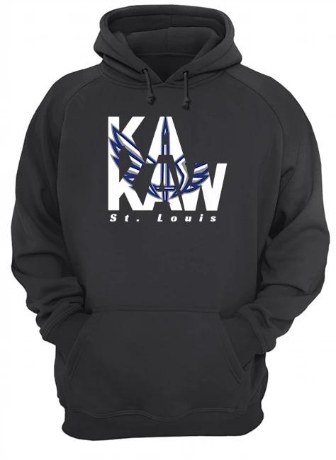 St. Louis BattleHawks Logo hoodie