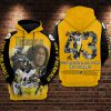 Troy Polamalu 43 The Legends All over print hoodie