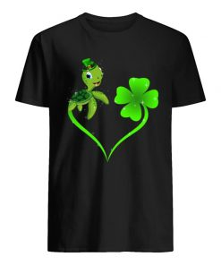 Turtle Shamrock St Patrick's Day Shirt