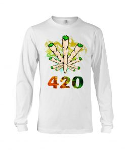 420 Weed long sleeved
