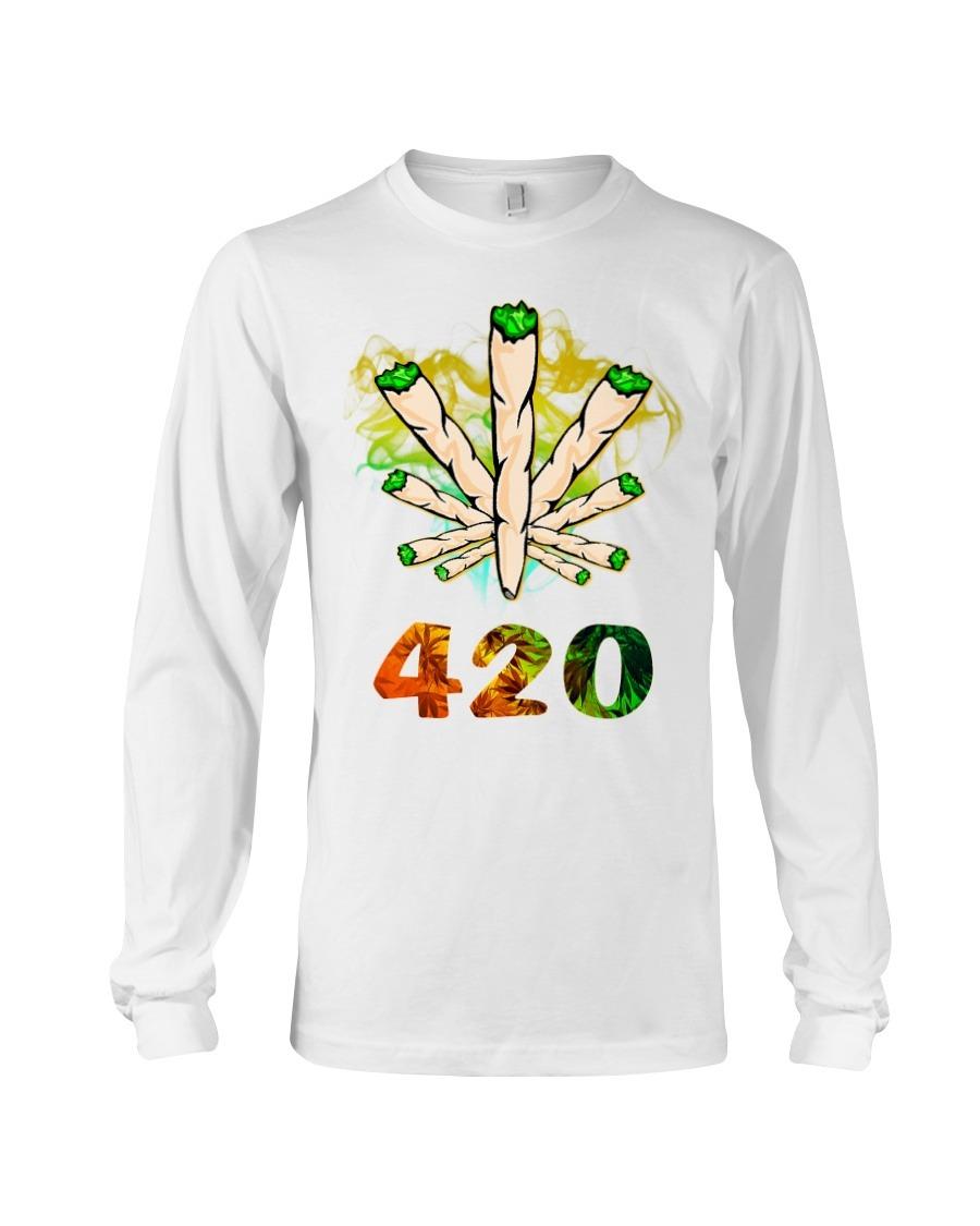 420 Weed long sleeved