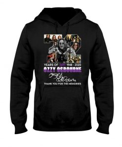 72 Years of Black Sabbath Ozzy Osbourne hoodie