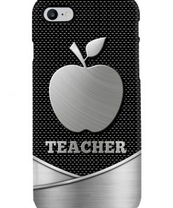 Apple Teacher as metal phone case 7