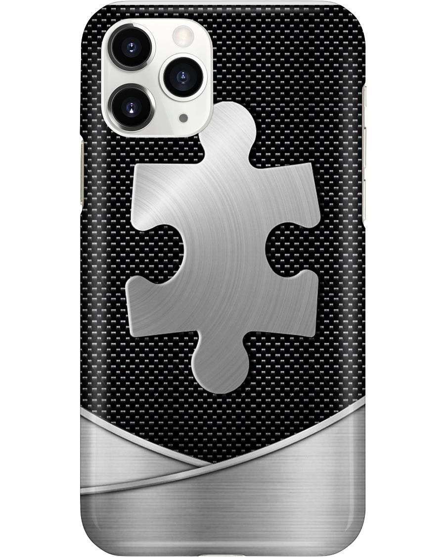 Autism Logo as metal phone case 11