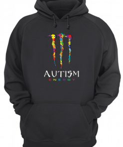 Autism Monster Energy hoodie