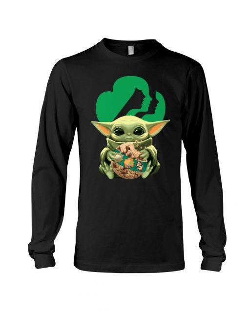 Baby Yoda Girl Scout Long sleeve