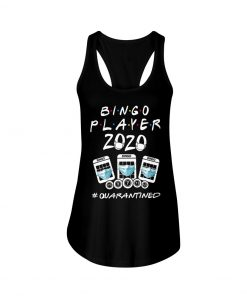 Bingo Player 2020 quarantined tank top