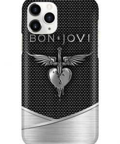 Bon Jovi Death Punch logo as metal phone case11