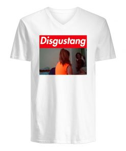 Disgustang v-neck