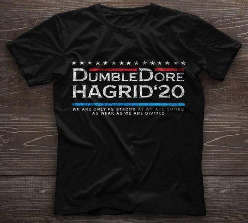 Dumbledore Hagrid 20 shirt