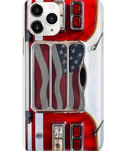 Firefighter Fire Truck phone case iphone 11