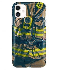 Firefighter uniform phone case 11