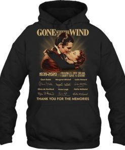 Gone with the Wind 1939-2020 anniversary Hoodie