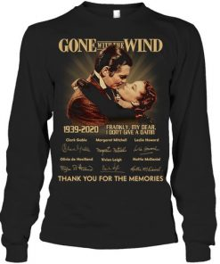 Gone with the Wind 1939-2020 anniversary Long sleeve