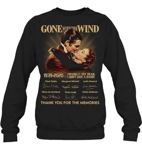 Gone with the Wind 1939-2020 anniversary Sweatshirt