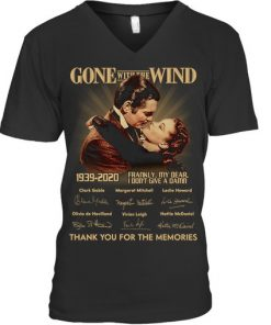 Gone with the Wind 1939-2020 anniversary V-neck