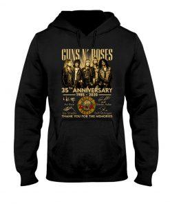 Guns N' Roses 35th anniversary hôdie