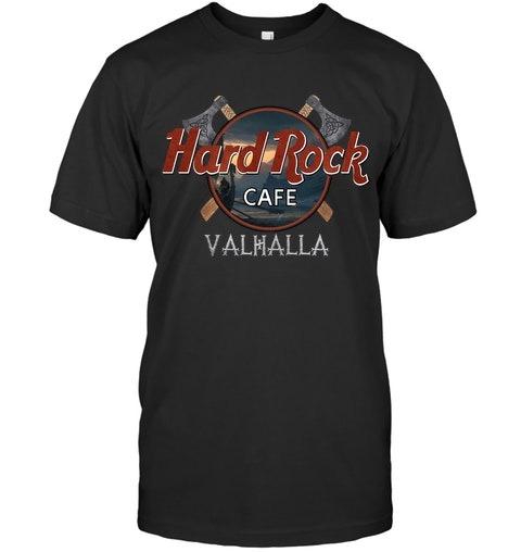 Hard Rock Cafe Valhalla shirt