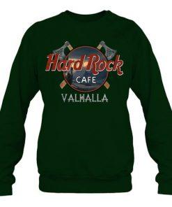 Hard Rock Cafe Valhalla sweatshirt