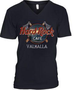 Hard Rock Cafe Valhalla v-neck