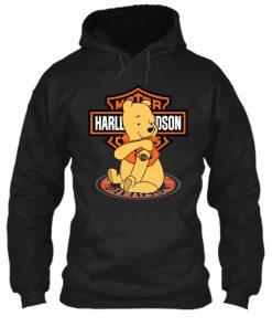Harley-Davidson Winnie The Pooh hoodie