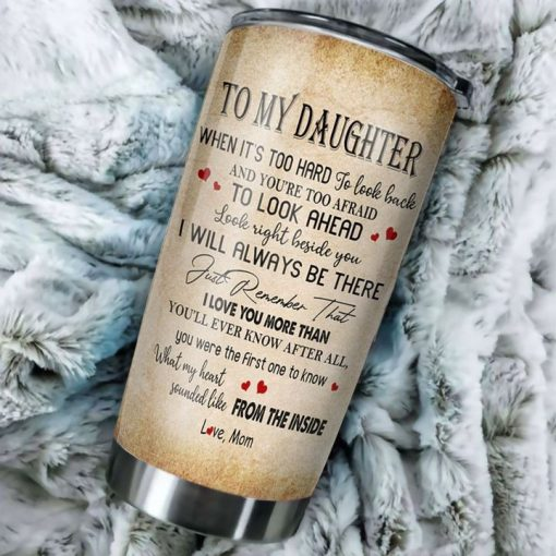 Lion King To my daughter I love you more than you'll ever know after all tumbler 3