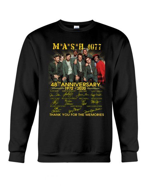 MASH 4077 48th anniversary Sweatshirt