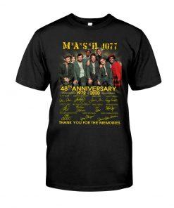 MASH 4077 48th anniversary T-shirt