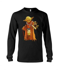 Master Yoda Freemasonry long sleeved