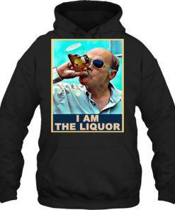 Mr Lahey drunk I am the liquor vintage Hoodie