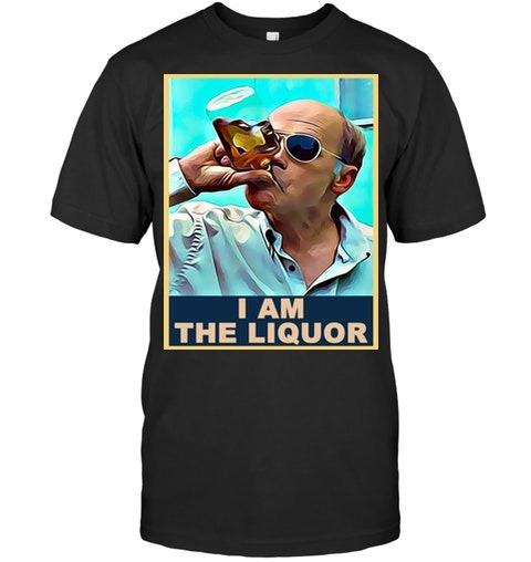 Mr Lahey drunk I am the liquor vintage T-shirt
