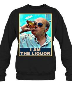 Mr Lahey drunk I am the liquor vintage sweatshirt