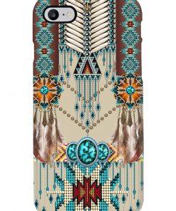 Native American Pattern phone case7