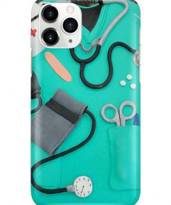 Nurse Scrubs phone case 11