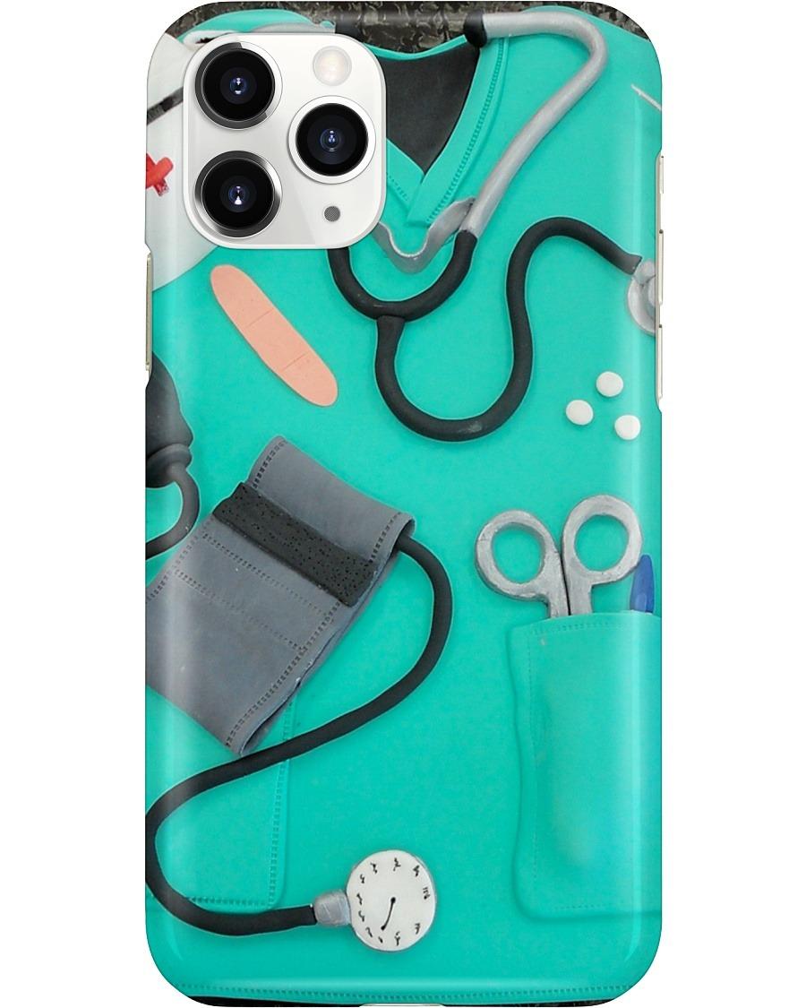 Nurse Scrubs phone case 11